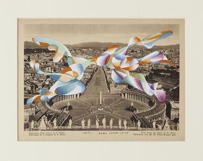 Alfredo Londaibere, 'Untitled (Panorama della Cupola di S. Pietro)', 2002