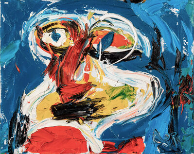 Karel Appel, 'Figure', 1987