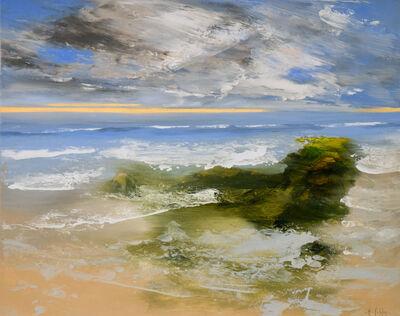 Réal Calder, 'Ile deserte no.3', 2018