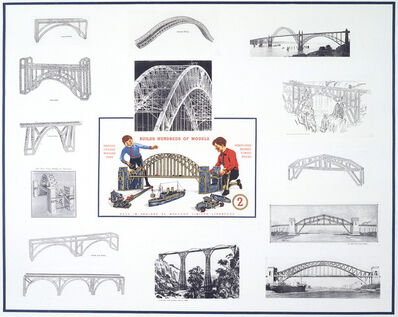 Chris Burden, 'Arch Bridges', 2000