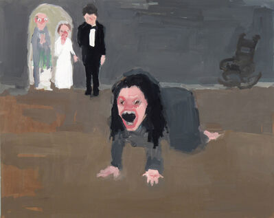 Jennie Ottinger, 'Spoiler: He's Already Married (Scene from Jane Eyre)', 2016
