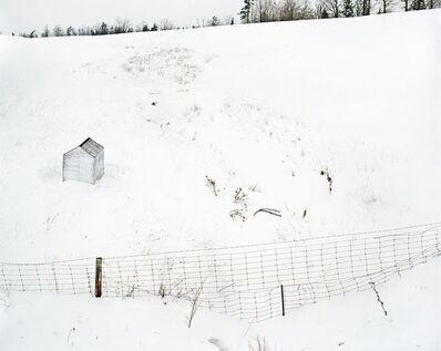 Edward Burtynsky, 'Landscape Study #13, Ontario, Canada', 1981