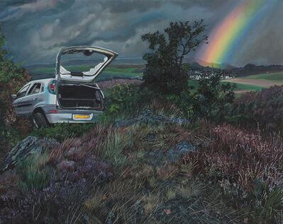 Deborah Poynton, 'Car 1', 2018