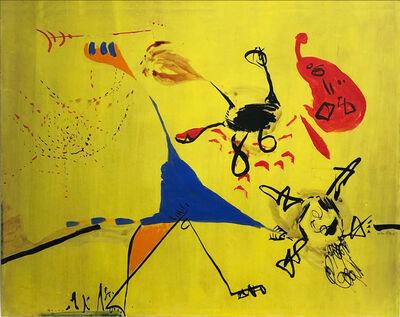 Jackson Pollock, 'Sun-Scape', 1946
