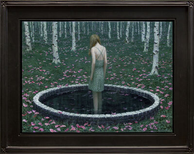 Aron Wiesenfeld, 'The Pool', 2019
