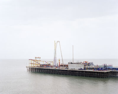 Simon Roberts, 'Blackpool South Pier, Lancashire ', 2008