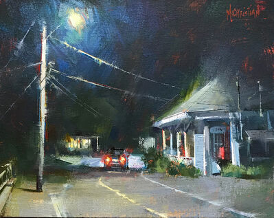 Jennifer McChristian, 'After Dinner Stroll', 2017