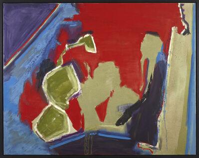 Judith Godwin, 'Green for Danger', 1982