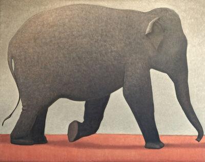 Andrew Nixon, 'Elephant Walking', 2013