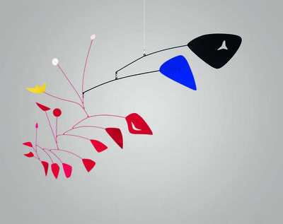 Alexander Calder, 'The Red Ear', 1957