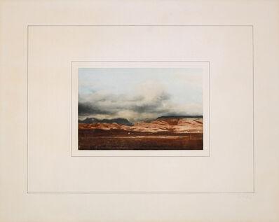 Gerhard Richter, 'Kanarische Landschaften Ic', 1971