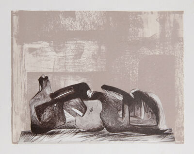 Henry Moore, 'untitled', circa 1965