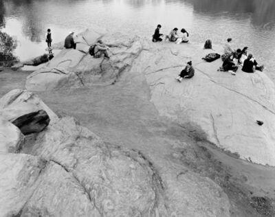 Mitch Epstein, 'The Hernshead, Central Park, New York ', 2014