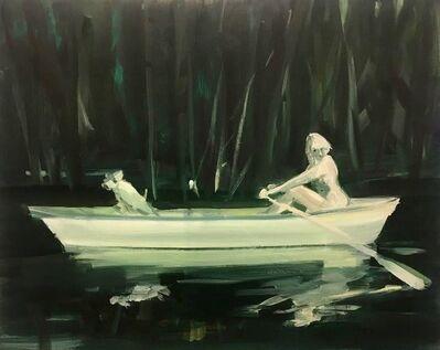 Deborah Brown, 'Night Rower 3', 2019