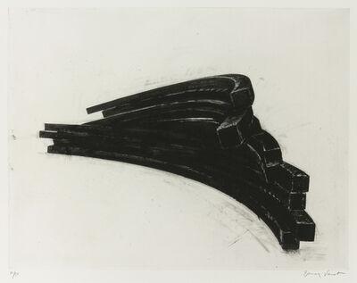 Bernar Venet, 'Effondrement: Arcs IV', 2013