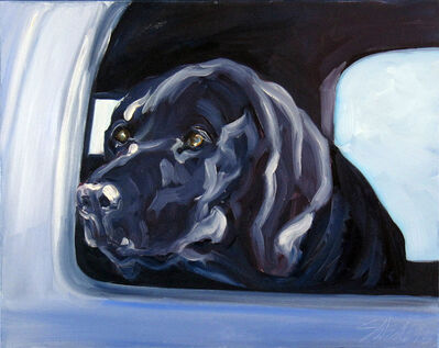 Sheila Wedges, 'I Own This Car!', ca. 2006
