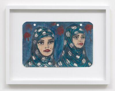Marcel Dzama, 'Sisters of Mercy', 2019