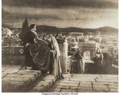 Karl Struss, 'Film Still from Ben Hur, Rome', 1924