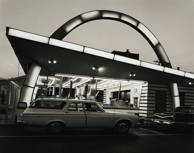 Roger Minick, 'McDonalds, from the series Southland', 1975