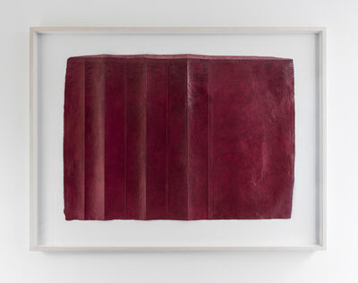 Lucinda Burgess, 'Red (2)', 2020