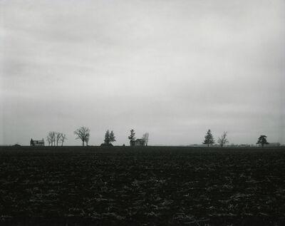 Rhondal McKinney, 'untitled, Farm Landscape', 1981