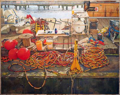 Joseph McNamara, 'Chelsea Barge', 2020-2021