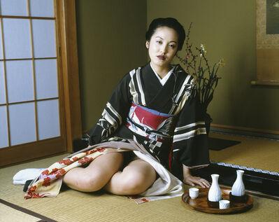 Nobuyoshi Araki, 'Suicide in Tokyo', 1990