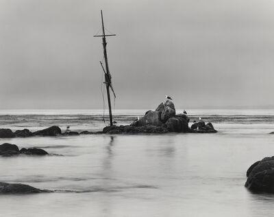 Wynn Bullock, 'The Mast, Cannery Row', 1968