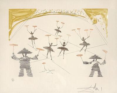 Salvador Dalí, 'Chinois', 1965