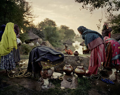 Joakim Eskildsen, 'The Village Well'