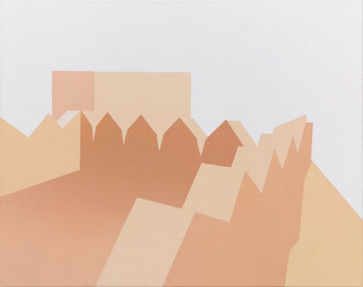 Manuel Stehli, 'Untitled (Festung I)', 2019