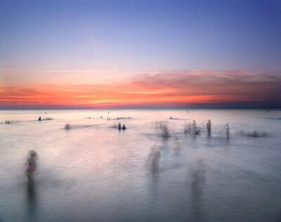 Matthew Pillsbury, 'Edgewater Beach #6, Cleveland (TV17026)', 2017