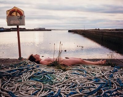 Spencer Tunick, 'Nude Adrift (16 photographs)', 2002