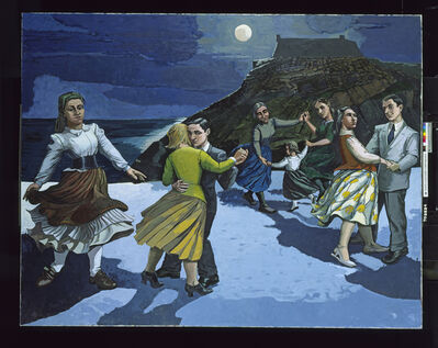 Paula Rego, 'The Dance ', 1988