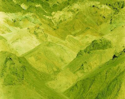 David Benjamin Sherry, 'Desert Hills, Death Valley, California', 2013