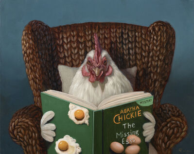 Lucia Heffernan, 'Chick Lit', 2020