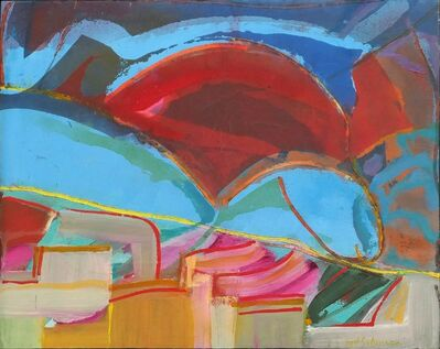 Syd Solomon, 'Sunglory', 1976