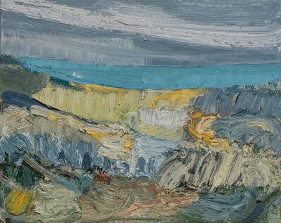 John Santoro, 'Beach Terrain: Lemon', 2017