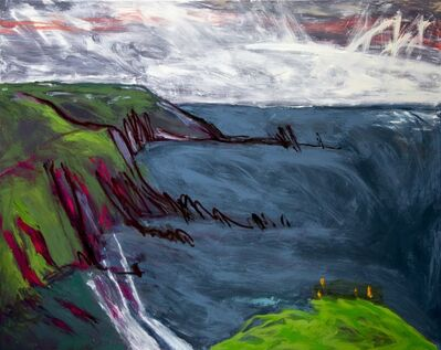 Lucy Jones, 'Land, Sea, Sky', 2014