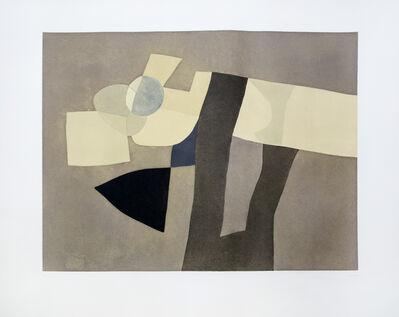 Afro (Afro Basaldella), 'Lunario', 1974