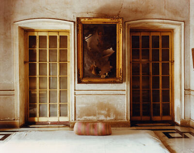 Laura McPhee, 'Men's Drawing Room, Roy House, North Calcutta, India', 1998