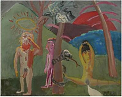Zhang Yongxu, 'Garden of Eden', 1986