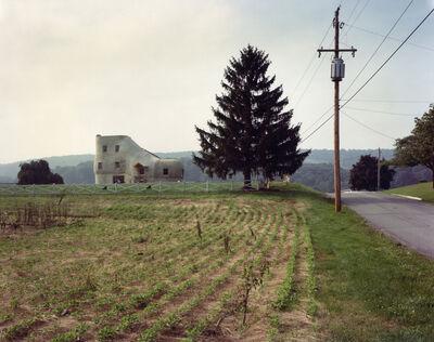 David Graham, 'Shoe House, Hallam, Pennsylvania', 1989