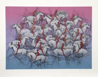Guillaume Azoulay, 'Exodus', ca. 1980