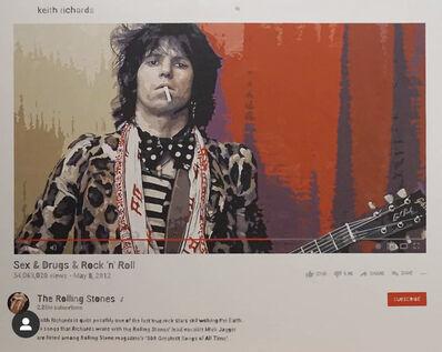 Joeggu Hossmann, 'Sex & Drugs & Rolling Stones', 2021