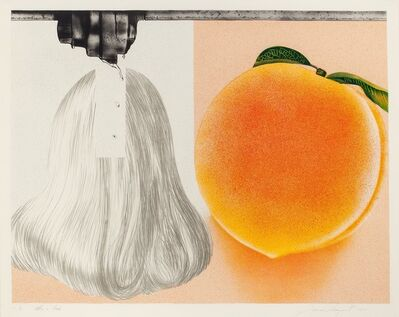 James Rosenquist, 'When a Leak', 1980