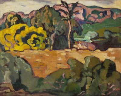 Louis Valtat, 'Grand paysage'