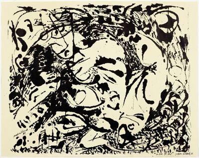 Jackson Pollock, 'Untitled', 1951/53