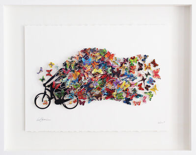 David Gerstein, 'Euphoria - Paper Cut ', 2009