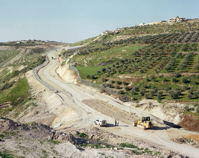 Yishay Garbasz, 'Near Jerusalem', 2004